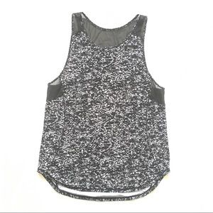 🌟 JUST IN! Lululemon Tank - RARE Print with mesh